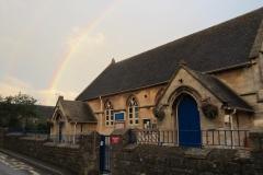 sch and rainbow